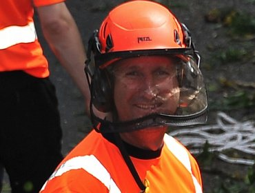 Mark Hines - Tree Surgeon and Founder/Owner of DGS Trees